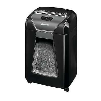 Fellowes 20-sheet Micro-cut Microshred Shredder 4923002