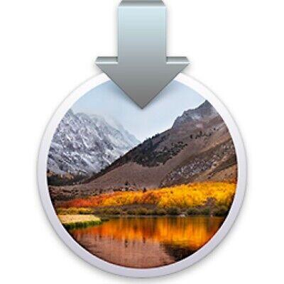 Mac OS X 10.13 High Sierra DMG - Téléchargement Livraison instantanée
