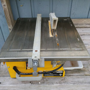 Tile saw Work Force Tools for your Home