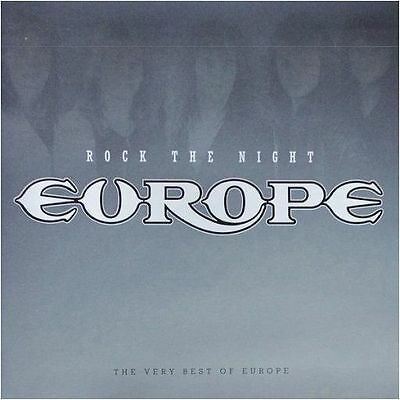 EUROPE - Rock The Night - The Very Best Of Europe  (2-CD) (Rock The Night The Very Best Of Europe)