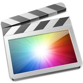 LATEST Final Cut Pro X 10.3 for Mac / Imac