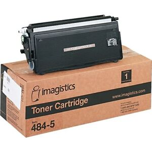 Imagistics 484-5 Black Toner Printer Cartridge