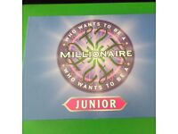 Who Wants To Be A Millionaire Junior 2000 edition - Complete