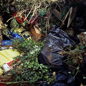 7 days a week Garden Rubbish Removal and Green Waste Clearance