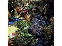 Urgent Garden Rubbish Removal and Green Waste Clearance Polite & Professional 7 days a week