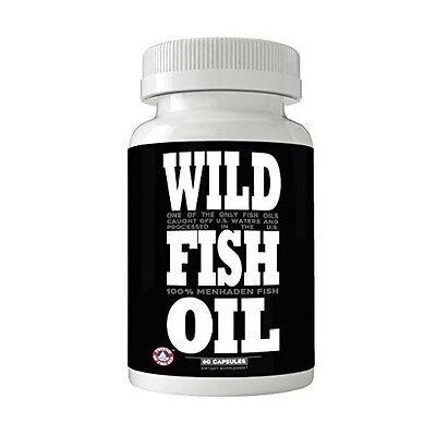 HIGH POTENCY Omega 3 Fish Oil Pills DHA EPA DPA (60 CAPSULES 1000mg) FAST SHIP! ()