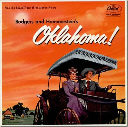 Oklahoma! - Original soundtrack tape