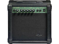 STAGG 15 DA DR GUITAR AMPLIFIER
