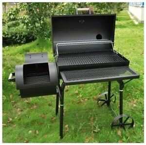 Bbq barbecue smoker carbonella griglia professionale for Affumicatore portatile