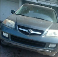 2004 Acura MDX Touring SUV, Crossover