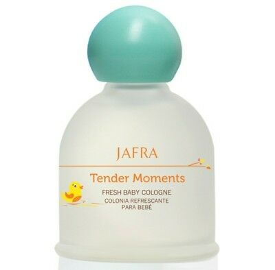 Jafra Tender Moments Fresh Baby Cologne 3.3 OZ New & Sealed  -