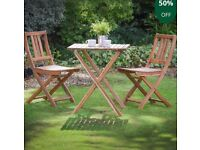 Wanted ... outdoor table and chairs