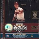 Playoff Box Baseball Cards