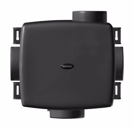 Vent - Axia 443298A Lo Carbon Multivent MVDC - MSH Continuous Mechanical Extract Ventilation Unit