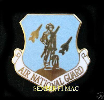 AIR NATIONAL GUARD ANG HAT PIN PILOT AIRCREW US ARMY NAVY AIR FORCE MARINES WOW