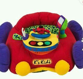 K's Kids Jumbo Go Go Go Car