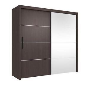 Wardrobe with Sliding Doors  sc 1 st  eBay & Sliding Wardrobe Doors | Fitted Wardrobe Doors | eBay pezcame.com