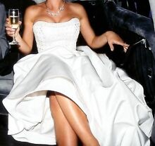 Wedding Dress Petite Size 6 (0) dress Cremorne Point North Sydney Area Preview