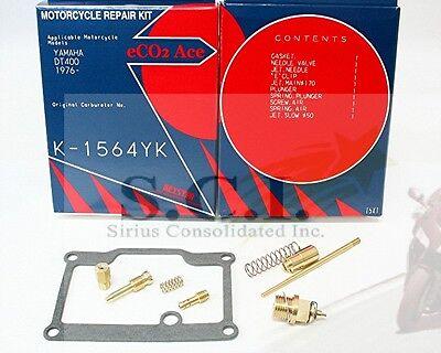 Gebraucht, Yamaha Dt400 Dt-400 Dt 400 Vergaser Rebuild Reparatur 1976 gebraucht kaufen  Versand nach Germany