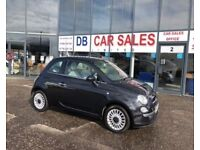 2012 62 FIAT 500 1.2 LOUNGE 3D 69 BHP **** GUARANTEED FINANCE **** PART EX WELCOME