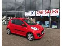 IDEAL FIRST CAR !! 2014 63 PEUGEOT 107 1.0 ACTIVE 3D 68 BHP **** GUARANTEED FINANCE **** PART EX WEL