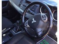 DIESEL !!! 2010 10 MITSUBISHI LANCER 2.0 GS2 DI-D 5D 138 BHP **** GUARANTEED FINANCE *** PART EX WEL