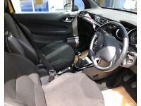 £0 ROAD TAX DIESEL !!! 2011 61 CITROEN DS3 1.6 E-HDI DSTYLE PLUS 3D 90 BHP ** GUARANTEED FINANCE **