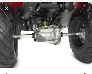 Need Brute force/KVF/vforce/prairie rear end parts