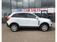 DIESEL !! 2012 12 VAUXHALL ANTARA 2.2 EXCLUSIV CDTI 4WD S/S 5D 161 BHP * GUARANTEED FINANCE *