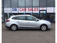 2009 59 RENAULT MEGANE 1.6 EXPRESSION VVT 5D 100 BHP **** GUARANTEED FINANCE **** PART EX WELCOME