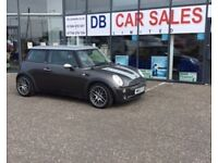 2006 55 MINI HATCH COOPER 1.6 COOPER PARK LANE 3D 114 BHP **** GUARANTEED FINANCE **** PART EX WEL