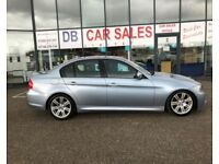 2009 59 BMW 3 SERIES 2.0 318D M SPORT 4D 141 BHP***GUARANTEED FINANCE***PART EX WELCOME***