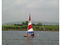 Topper Sailing Dingy