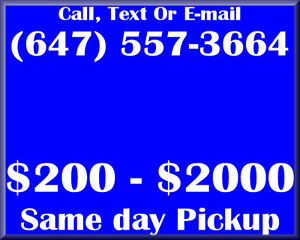 Sell Scrap Car || 1 Day Good Removal Service | Need Top Cash Now