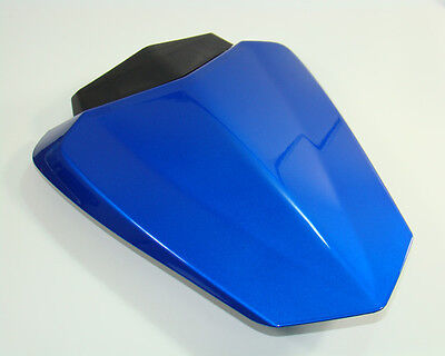 Rear Seat Cover Cowl Cap Solo Blue For 2009-2014 2012 2013 YAMAHA YZF R1 YZFR1