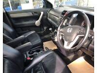HONDA CR-V 2.0 I-VTEC EX 5d 148 BHP 2007 **** GUARANTEED FINANCE **** PART EX WELCOME