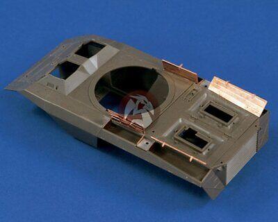 Verlinden 1/35 M8 Greyhound / M20 Stowage Compartments WWII Tamiya [PE] 1455