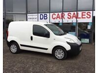 NO VAT !! DIESEL !! 2011 11 FIAT FIORINO 1.2 16V MULTIJET 1D 95 BHP ** GUARANTEED FINANCE **