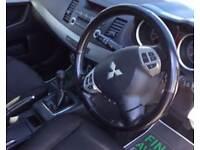 DIESEL !!! 2010 10 MITSUBISHI LANCER 2.0 GS2 DI-D 5D 138 BHP **** GUARANTEED FINANCE *** PART EX WEL