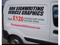 Sign, vinyl lettering, design, cars, jobs, rooms,