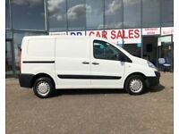 2012 62 CITROEN DISPATCH 2.0 1000 L1H1 HDI 1D 126 BHP***GUARANTEED FINANCE***PART EX WELCOME***
