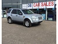 DIESEL !! 2007 57 LAND ROVER FREELANDER 2.2 TD4 SE 5D 159 BHP *** GUARANTEED FINANCE *** PART EX WEL