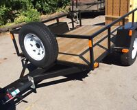 REDUCED - 5' x 8' Deavy Duty Trailer