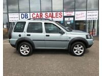 DIESEL !! 2006 55 LAND ROVER FREELANDER 2.0 TD4 HSE 5D 110 BHP * GUARANTEED FINANCE * PART EX WEL