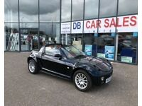 2004 04 SMART ROADSTER 0.7 80 AUTO RHD 2D AUTO 81 BHP***GUARANTEED FINANCE***PART EX WELCOME ***