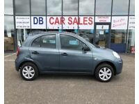 2012 12 NISSAN MICRA 1.2 VISIA 5D 79 BHP **** GUARANTEED FINANCE **** PART EX WELCOME