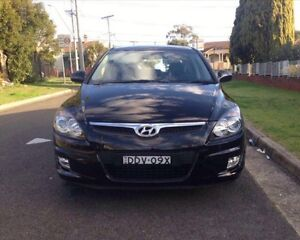 2011 Hyundai i30 Hatchback Seven Hills Blacktown Area Preview