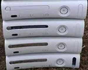 4 XBOX 360 consoles $15 each or all 4 units for $50