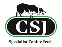 ***CSJ DOG FOOD - DELIVERY SERVICE - FREE SAMPLES***