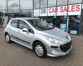 DIESEL !! 2009 59 PEUGEOT 308 1.6 S HDI 5D 89 BHP ** GUARANTEED FINANCE ** PART EX WELCOME